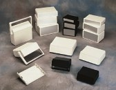 Wide Tech Desk Top Enclosures - up to 9.0 x 6.0""