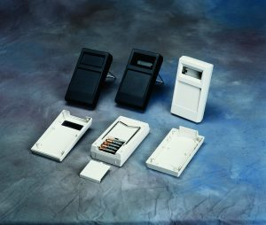 Large LCD Hand Held Enclosures - 9 versions