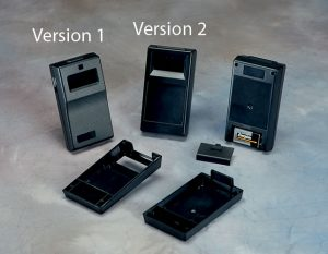 Small LCD Hand Held Enclosures - 3.0 x 5.7