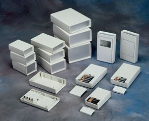 Ultra Enclosures: Open Front, Closed Rear - 9 Sizes