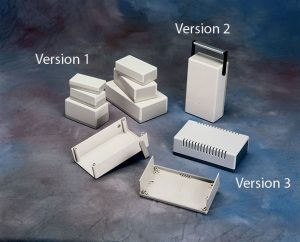 Universal Enclosures & Plug Enclosures - 9 Sizes