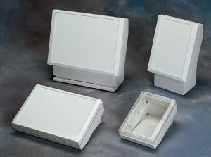 Data-Terminal: Wall Mout or Desk Top - Sizes Up to 12 x 11 Inches