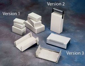 Universal Enclosures & Plug Enclosures - 9 Sizes