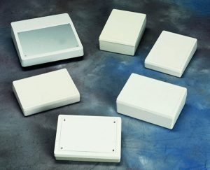 Slope Enclosures: 5 sizes, up to 8.5 x 9.0""