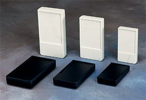 Pocket Box Enclosures from 3.0 x 2.0 to 4.3 x 2.5""